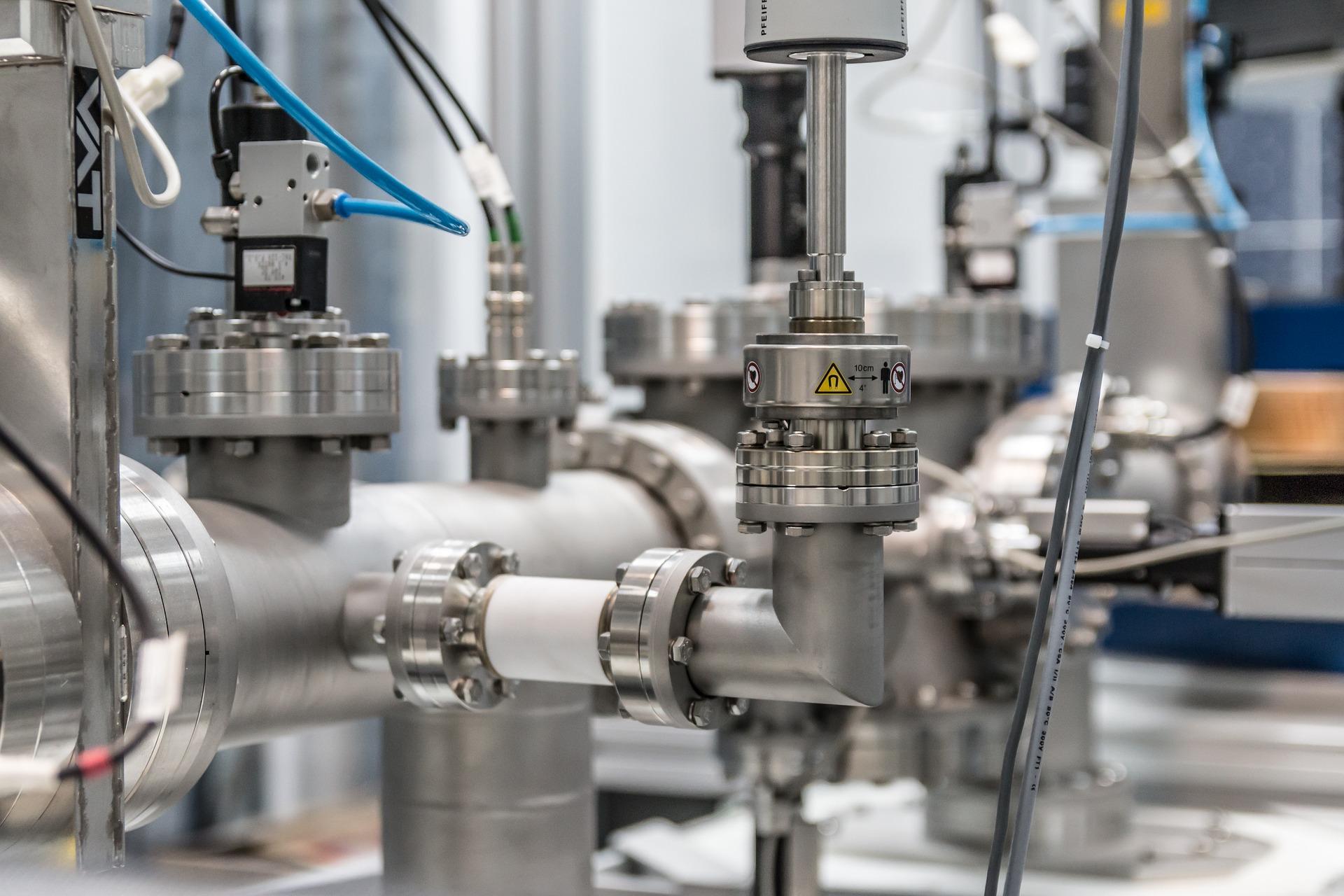 Serviços para águas industriais da VIPUR